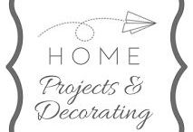 Home Projects and Decorating