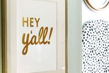 Southern  / I love all things southern!