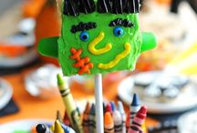 Celebrating: Halloween / Celebrating everything Halloween from Halloween recipes, crafts, and so much more!