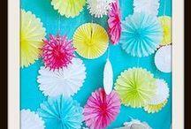 Birthday Party Ideas / by Carla Maker