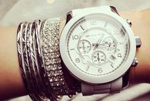 Accessories / Must have accessories- watches, rings, bracelets, necklaces, and earrings.