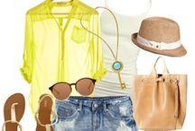 Summer Wardrobe / by Caitlin Porter
