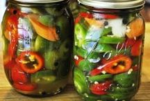 Canning, Pickling, and Preserving
