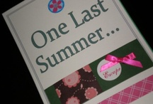 Handmade Greeting Cards / Gift Cards by NLo...Pretty card covers and simple messages / by Najah Lowe