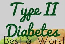 Diabetes / by Stephanie Matheson Aderhold