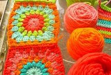Crochet... / by Flora Chadwick
