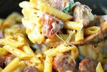 Recipes: Pasta Recipes / Delicious pasta recipes from around the web that everyone will love!