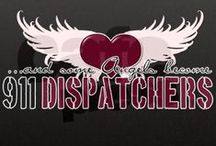 Dispatch Chick / LEO's / K9 / All things dispatch, law enforcement & first responders.  / by Stephanie Matheson Aderhold
