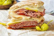 Sandwich Recipes / by Jen Tobler