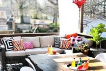 Outdoor Living Spaces / by CanvasPop
