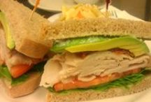 Sandwiches / Delicious Made to order Sandwiches made on home baked bread!!!