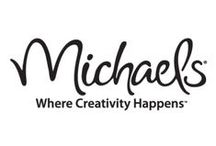 Available in Michael's / Designs to inspire you, all materials available at your local Michael's Arts & Crafts store.