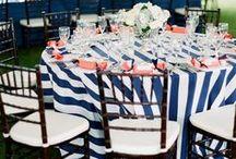 Nautical Wedding Theme!
