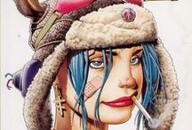 Tank Girl / by Stephanie Matheson Aderhold