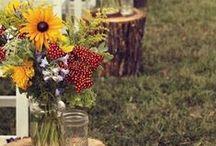 Sunflower Themed Wedding!