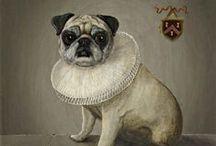 Animal Portraits / by Theresa Cheek-Arts The Answer