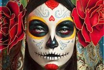 Day of the Dead/altars/shrines