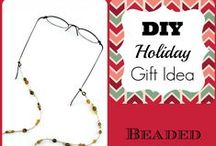 DIY Gift Ideas / Easy and inexpensive gift ideas made with Beadalon products.