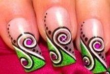 Paint & Polish / Nail Design / by Stephanie Matheson Aderhold