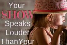 Daughters & Body Image / Ideas to help girls/daughters with body image!