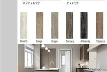 Choose Your Tile / Floor porcelain tile, wall ceramic tile, glass mosaics, natural stone = Interior design.