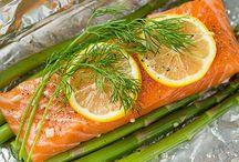 Fish Recipes / by Jen Tobler