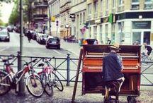 - Berlin - / unsere wunderbare (Wahl-)Heimat, die immer noch eine Überraschung in petto hat, wenn man meint, sie endlich zu kennen