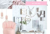 Triko Collection / SOFT & SWEET Vintage pink and winter grey create a collection of adorable designs that bring together cute and cozy.