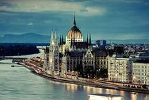 We ♥ Budapest / Enchanting photos of places and spaces in Budapest.