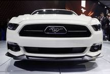 Ford Mustang! / How many ponies does your Ford mustang have?