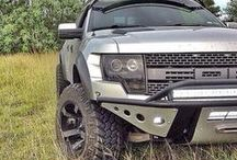Ford Trucks / How much mud can you get on your Ford truck's tires?