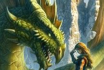 Dragons / My love for the mythical beast