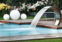 Luxury Pools / Gain inspiration to design your very own Dream Pool. / by Hayward Pool Products