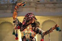 Dancing the world.