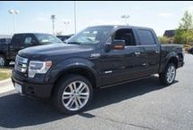 Trucks for sale at White Marsh Ford / What trucks are in our inventory at White Marsh Ford?
