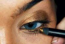 Makeup Tricks..