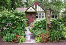 Landhausstil Cottage Landelijke