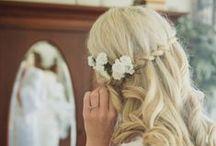 Wedding Day / Falls Du Inspirationen für deine Frisur an deinem großen Tag suchst, bieten wir Dir hier eine kleine Übersicht
