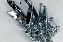 silver / 銀色の輝き