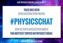 Physics Events / Interact with the physics community both online and around town!