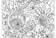 zeichnen und ausmalen