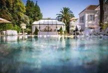 Mariage à Saint Tropez / Un jardin d'eden au cœur de st tropez