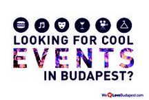 Events around Budapest / Events and things to do in Budapest.
