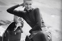 Scooter Girls / Mod Fashion