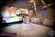 Weddings @ Ladywood Estate / Some beautiful photographs of weddings that have been celebrated here at Ladywood Estate