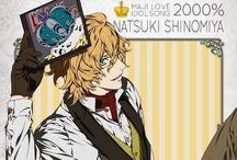 。o♡ Shinomiya Natsuki ♡o  。 / GOSH!!! SO HOT AND ADORABLE!!! ‼️‼️‼️