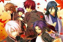 。o♡ Hiiro No Kakera ♡o  。 / One of the greatest Reverse Harem Anime in Japan!! LOVING IT!!