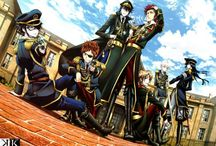 。o♡ K Project ♡o  。 / This anime is so HAWT!!!