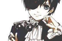 。o♡ Ciel Phantomhive ♡o  。 / This child, is so cute EVERYTIME!!
