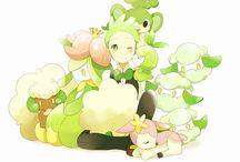 。o♡ Cilan ♡o  。 / Grass Type Poke Player